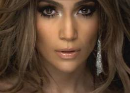Jennifer Lopez Smokey Eyes Celebrity Style Women's Fashion