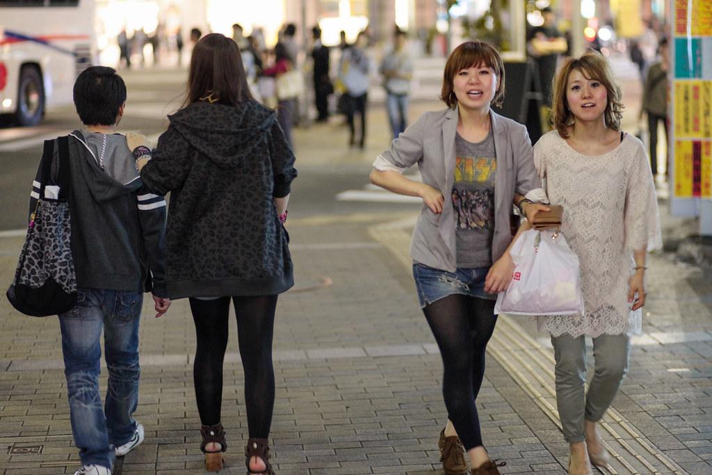 Sannomiyacho 3 Chome, Kobe-shi, Chuo-ku, Hyogo Prefecture, Japan, 0.017 sec (1/60), f/1.8, 85 mm, EF85mm f/1.8 USM