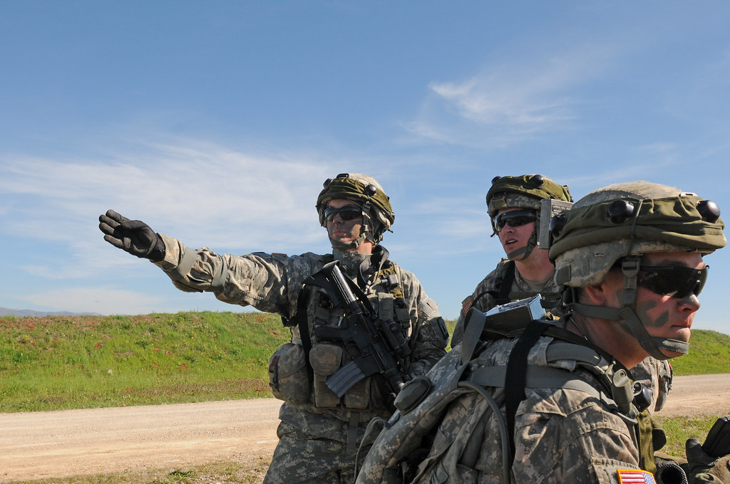 KFOR soldiers complete WLC at Camp Bondsteel   Soldiers from