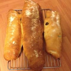 taquito(0.0), egg roll(0.0), nem rã¡n(0.0), dish(0.0), hot dog(0.0), bread(1.0), lumpia(1.0), baked goods(1.0), ciabatta(1.0), food(1.0), cuisine(1.0), baguette(1.0),