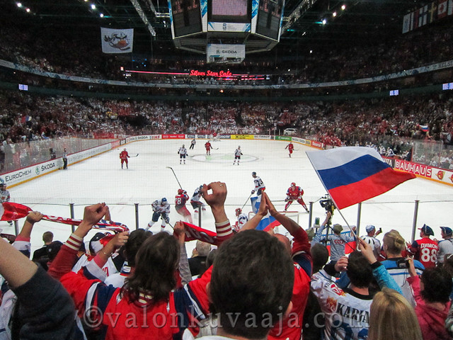 IIHF World Championship Final Game 2012