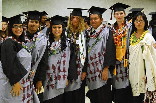 <p>Hawaii Community College held their commencement ceremony on Friday, May 11 at the Edith Kanaka'ole Multi-Purpose Stadium</p>