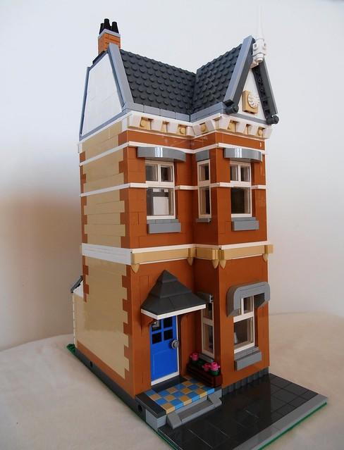 Modular Terrace House