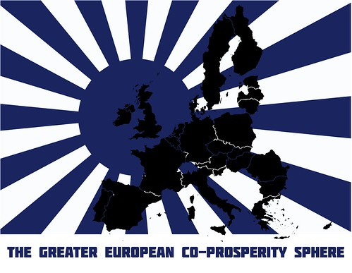 The Greater European Co-Prosperity Sphere by Teacher Dude's BBQ