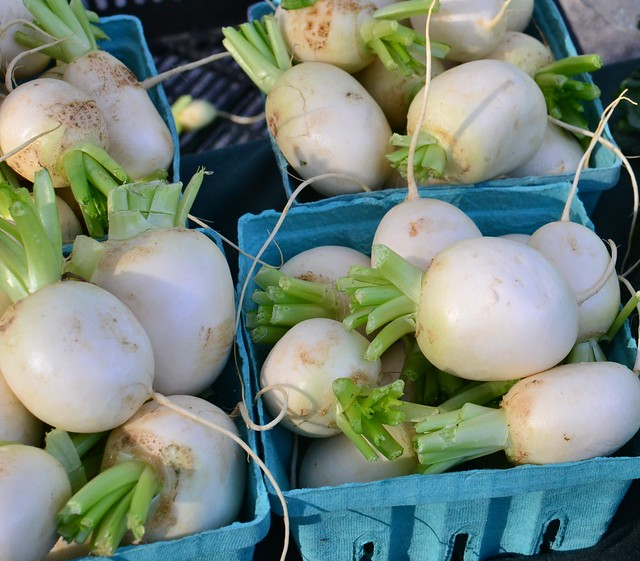 Asian Turnips