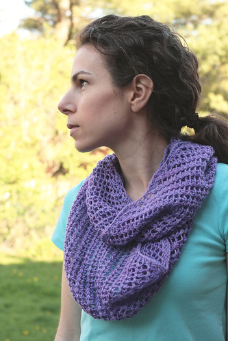 Cachou Cowl - May 2012 TFA Year In Colour Club