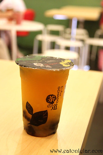 3Q Passionate Tea, Ochado