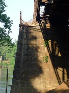 Broad River Paddling May 26, 2012 9-012