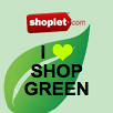 Shop Green Badge