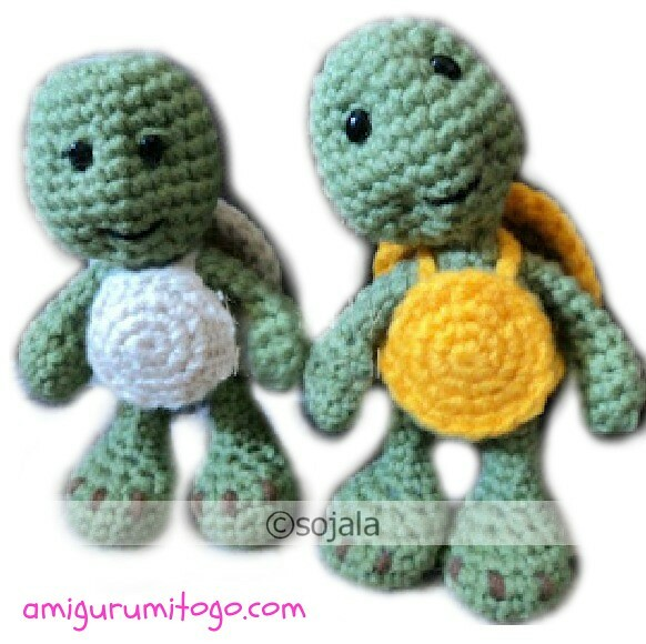 Free Turtle Crochet Pattern (a) Flickr - Photo Sharing!