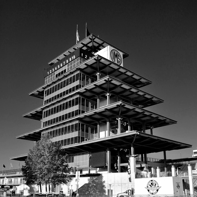 Pagoda - Indianapolis Motor Speedway