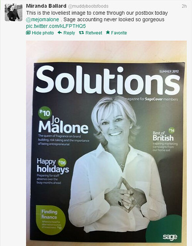 Solutions Magazine for our SageCover Members