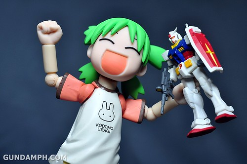 Revoltech Yotsuba DX Summer Vacation Set Unboxing Review Pictures GundamPH (69)