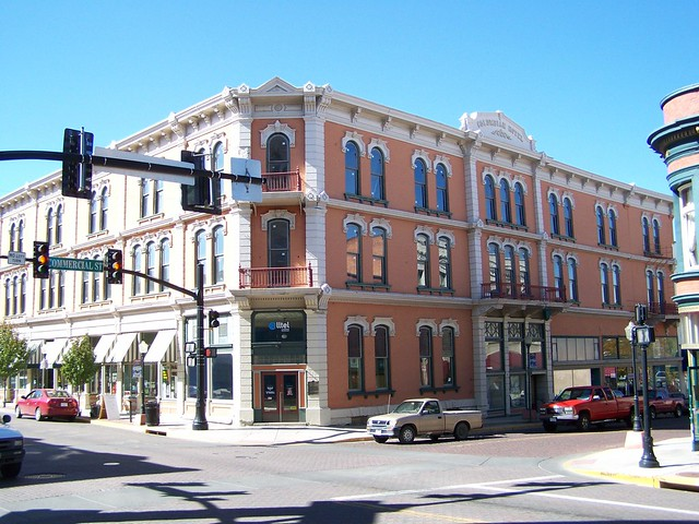 Trinidad (CO) United States  city photo : Columbian Hotel Trinidad CO | Built in 1918. | By: kevystew | Flickr ...