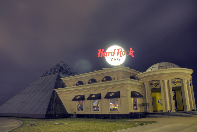 Hard Rock HDR