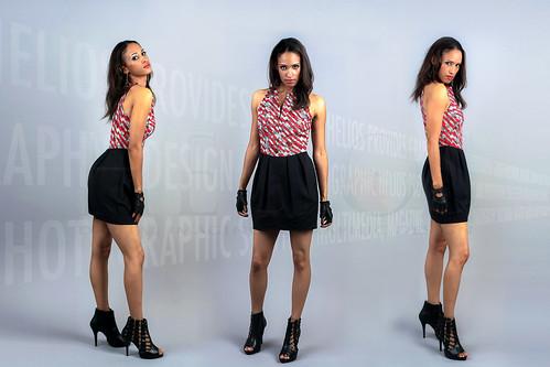 Fashion Triptych by helios00