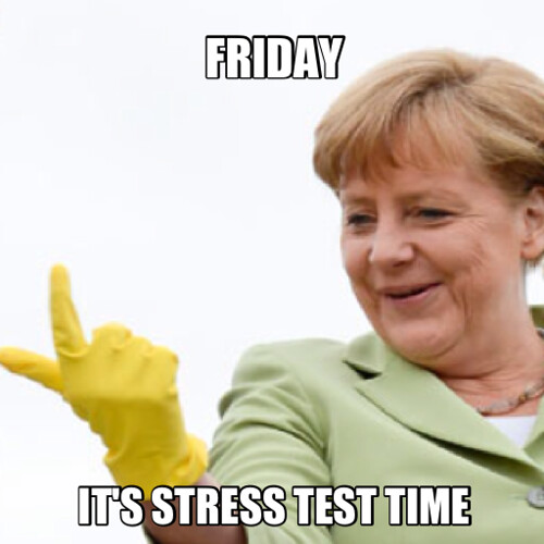 STRESS TEST TIME...