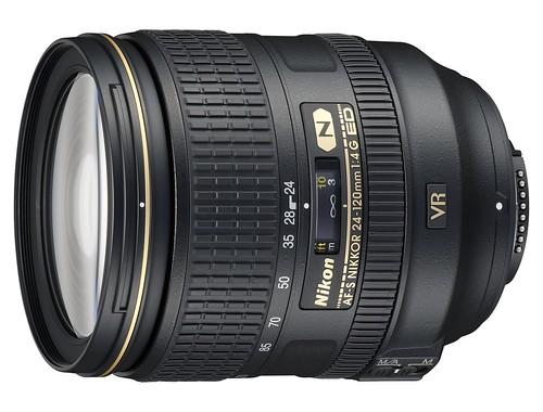 Nikon 24-120mm f/4G VR