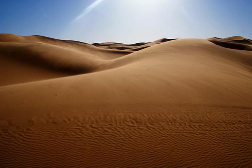 無料写真素材, 自然風景, 砂漠, サハラ砂漠, 風景  モロッコ