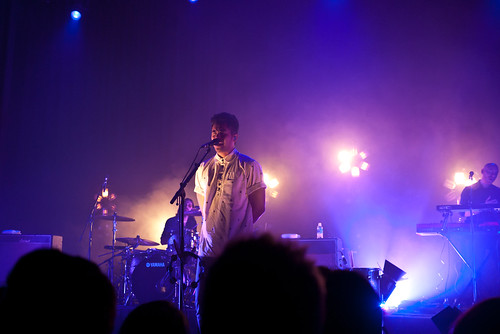 The Temper Trap at Forum, Melbourne