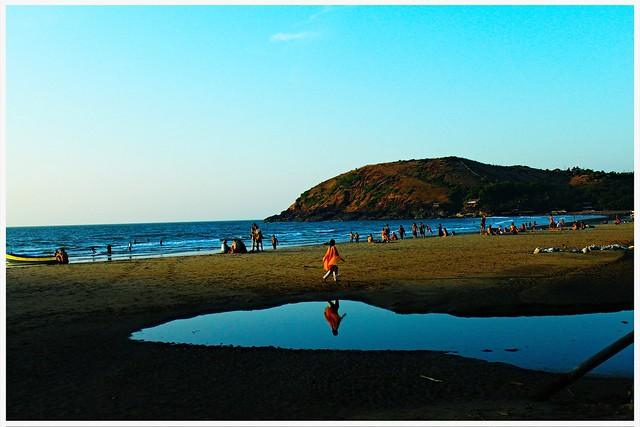 If God were a beach