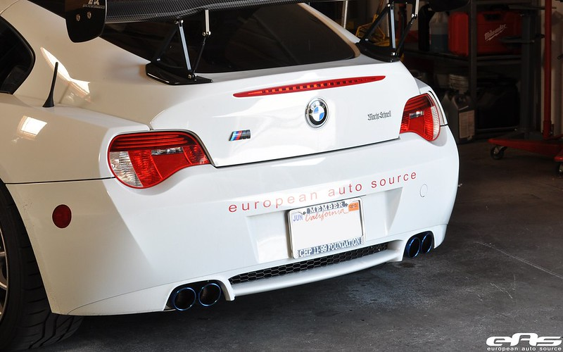 Calling All Exhausts  The Ultimate Z4M Exhaust Guide