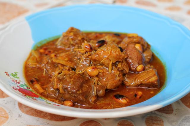 Gaeng Hanglay (Thai Hanglay Curry) แกงฮังเล