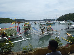 Festival on Muelle Bay