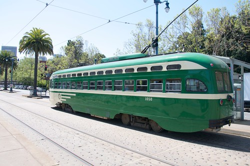 A San Francisco Street Car
