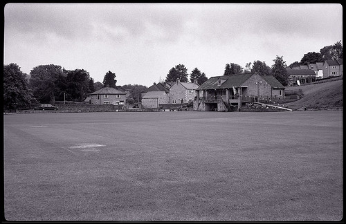 Grindleford Cricket Pavilion - 4