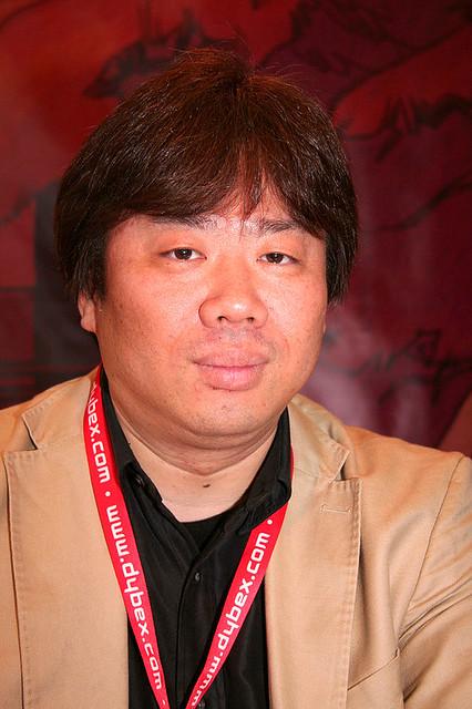 川元利浩〔Toshihiro KAWAMOTO〕 2008 ver.