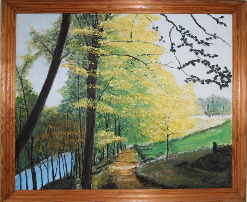 Autumn Sunshine Bolton Reservoir