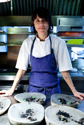 Chef/Owner Dominique Crenn