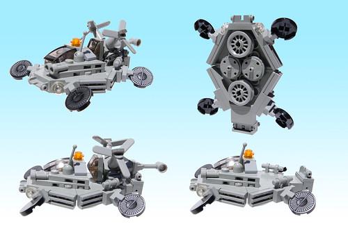 Hover Transport