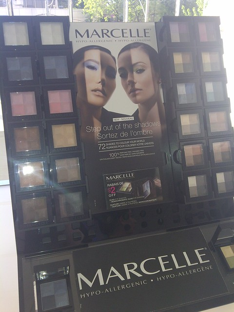 marcelle eyeshadows