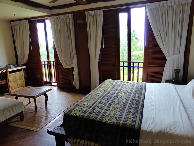Borneo Highlands Resort Room