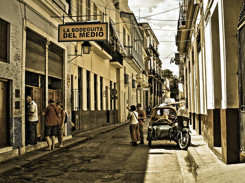 La Bodeguita del Medio (Marzo 2011,La Habana,Cuba)