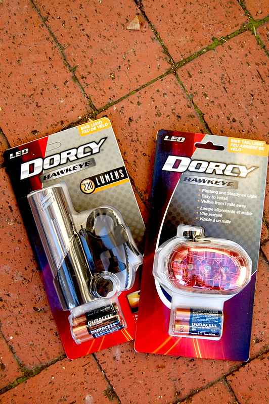 2-Dorcy lights in package