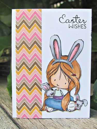Mini Easter card
