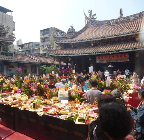 Taiwan-Taipei-Temple-Bao-an (25)