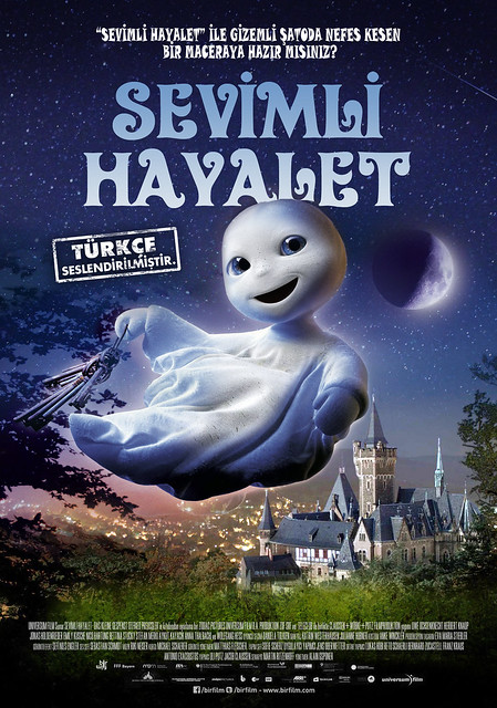 Sevimli Hayalet - Das Kleine Gespenst – The Little Ghost (2014)