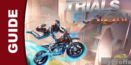 Trials Fusion Easter Eggs