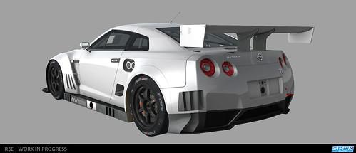 RaceRoom Racing Experience Nissan