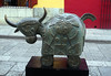Sculptures by Oaxacan Artist Fernando Andriacci grace the street for everyone to enjoy in Oaxaca
