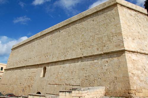 Valletta: St John's Cavalier