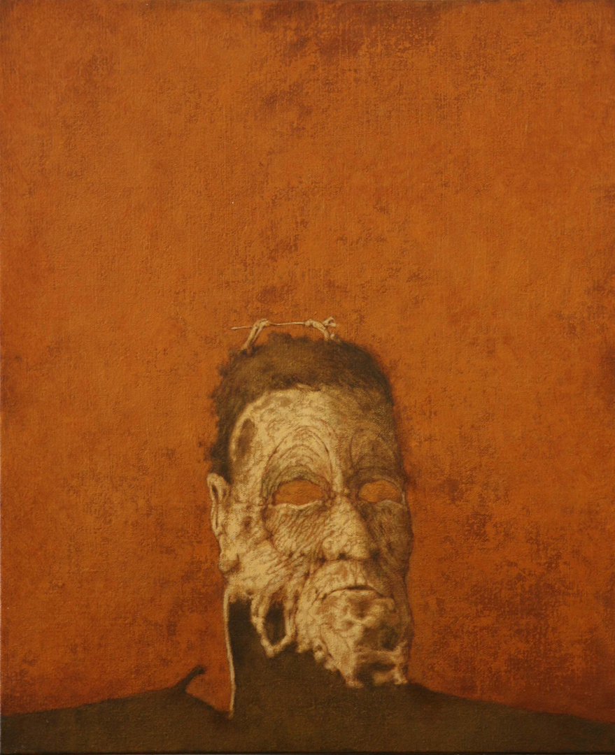 José Hernández - Mask Of Contempt, 2007