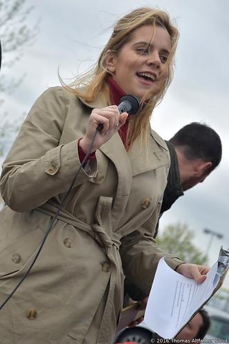 CWA on Strike (15) - Janine Materna