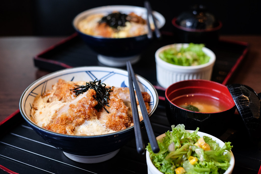 Watami's Hire Katsu Don Lunch Set @ ION Orchard