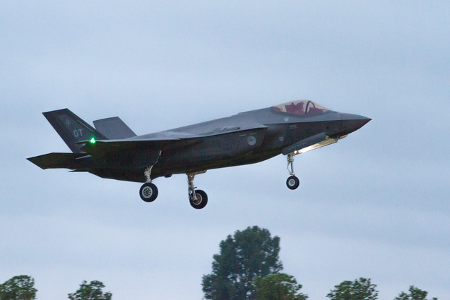 Royal Netherlands Airforce  Lockheed Martin-F-35 Lightning II F-001