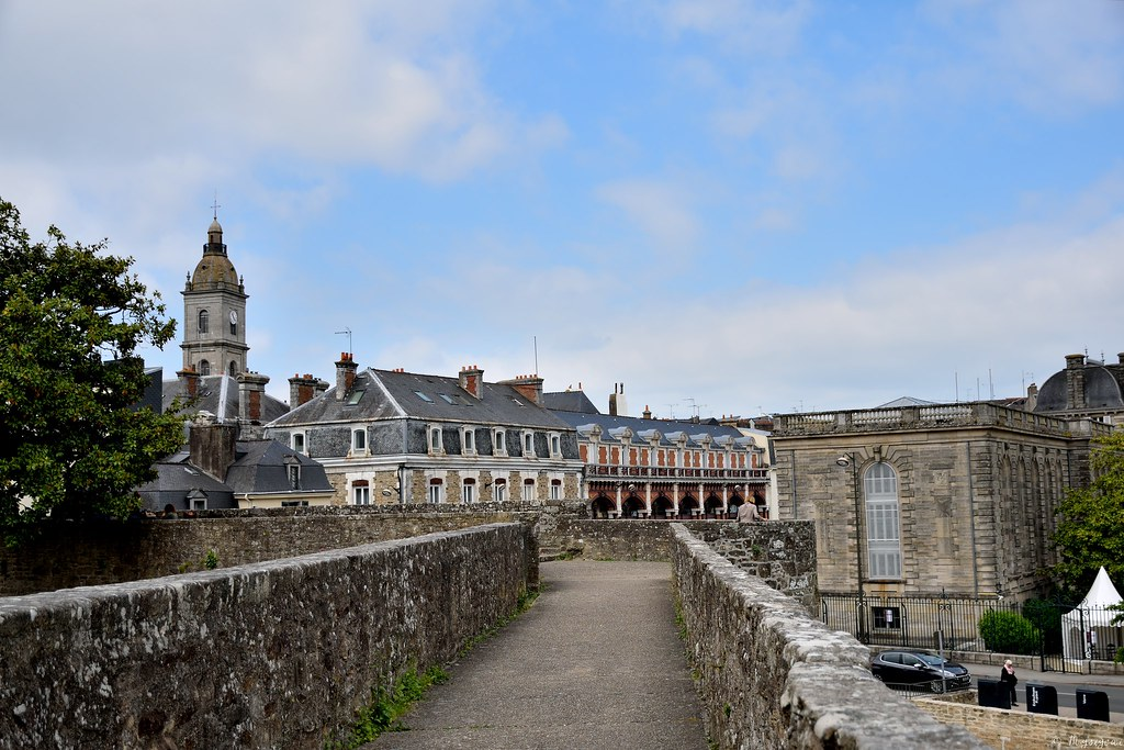 Hotel Le Roof Vannes France